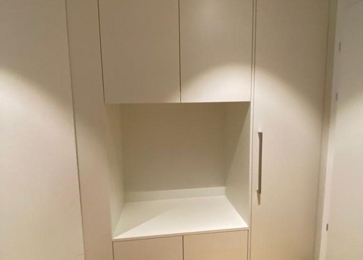 Whg 401 Garderoben